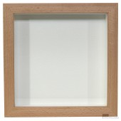 29mm Slim Natural Box Frame