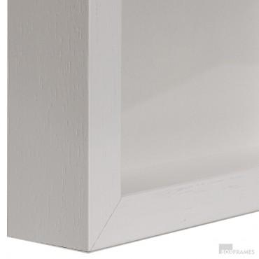 29mm Slim White Box Frame