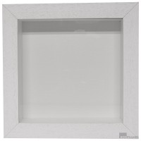60mm White Box Frame
