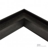 Black 30mm Tile Frame