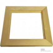 Pine 25mm Tile Frame