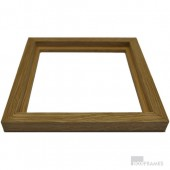 Oak 14mm Tile Frame