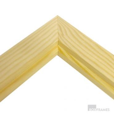 Pine 25mm Tile Frame